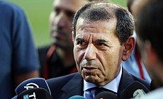 Galatasaray Kulübü Başkanı Özbek: Görevimi yerine getirdiğim için mutluyum