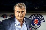 Beşiktaş Teknik Direktörü Güneş: Maalesef 2 puan kaybettik