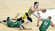 Fenerbahçe Doğuş Milano Deplasmanında