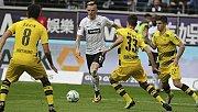 Borussia Dortmund'a Nuri Şahin'in golü yetmedi