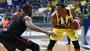 Fenerbahçe Doğuş 96-71 Gaziantep Basketbol
