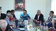 Antalyaspor Kulübü Başkanı Öztürk: Kulübe ihanet eden insanlar var