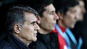 Beşiktaş Teknik Direktörü Güneş: Oyun üstünlüğümüz skora yansımadı
