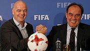 FIFA Başkanı Infantino: Türkiye 2024 Avrupa Futbol Şampiyonası'na çok iyi ev sahibi olur