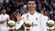 Ronaldo futbolu Real Madrid'de bırakmak istiyor