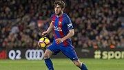 Sergi Roberto, 2022'ye kadar Barcelona'da