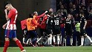 Sevilla, Atletico Madrid'i deplasmanda yendi