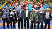 İBB'nin Yıldız Güreşçileri Türkiye Üçüncü Oldu