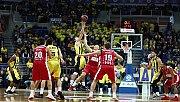 Fenerbahçe Doğuş 89-70 Olimpia Milan