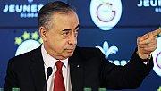 Galatasaray Kulübü Başkanı Cengiz: Şampiyonluk şansı en yüksek takım Galatasaray