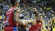 Fenerbahçe Doğuş son saniye basketiyle yenildi