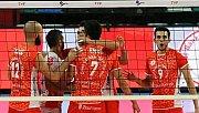 Voleybol Erkekler CEV Kupası'nda Ziraat Bankası, finale yükselmeyi garantiledi