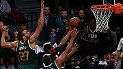 NBA'de yılın en iyi savunma 5'leri açıklandı