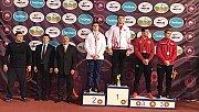 Muhammed Hamza Bakır Avrupa Şampiyonu Oldu