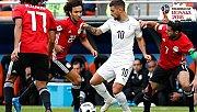 Uruguay son dakikalarda güldü