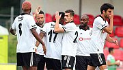 Beşiktaş 3- Krasnodar 1