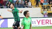 Akhisar, Galatasaray'ı farklı yendi