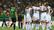 Akhisar, ilk Avrupa maçında direklere yenildi