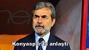 Konyaspor'da Aykut Kocaman dönemi başladı