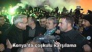Konya'da Aykut Kocaman rüzgarı