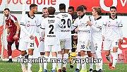 Hazırlık maçında; Beşiktaş 2- İstanbulspor 1