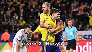 İsveç Rusya'yı da yendi