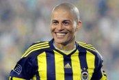 Fenerbahçe'den Alex için teşekkür mesajı