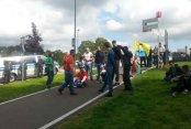 Almanya'da PKK yandaşları vatandaşlara saldırdı