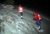Fethiye Çal Dağı'nda mahsur kalan dağcı kurtaldı