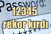 12345'in rekorunu kimse kıramadı