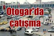 Esenler Otogarı'nda silahlı çatışma: Yaralılar var