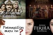 Yurt dışında en çok izlenen diziler