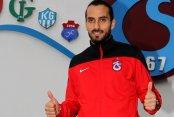Trabzonspor'da Erkan Zengin Süresiz Kadro Dışı Kaldı