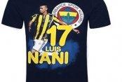 Fenerbahçe'den Taraftara  Özel Nani Forması