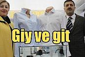 Hazır ütülü gömlek Zamate, 'Giy ve git'