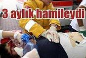 Kayseri'de vahşi cinayet, 17 yaşındaki hamile kadın öldü