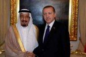 Suud Kralı'nın ilk gezisi Arap dünyasında olay oldu