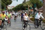 Bisiklet Tutkunları Didim'de Buluştu