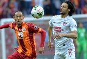 Zorlu Maç Galatasaray'ın