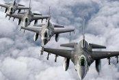 Genelkurmay: F-16'lar Suriye Sınırına Gönderildi