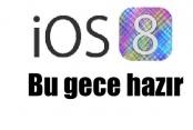 iOS 8 güncellemesi bugün, iOS 8'de hangi yenilikler var
