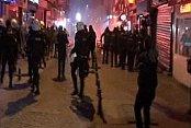 Kadıköy'de Berkin Elvan eyleminde çatışma çıktı