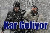 Meteoroloji'den Marmara, Ege için kar uyarısı