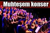 Sınır Tanımayan Sanatçılar'dan muhteşem konser