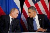 Obama Putin ile görüştü