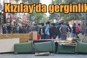 Ankara'da provakatörler iş başında: Kızılay'da gerginlik
