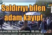 Ankara saldırısını bilen Twitter kullanıcısı aranıyor