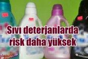 Sıvı deterjanlardaki gizli tehlikeye dikkat