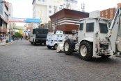 Mardin Derik ilçesinde sokağa çıkma yasağı