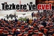 Suriye Tezkeresi son durum: Meclis'ten geçti